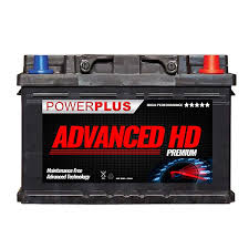 Power Plus 100 Car Battery 12v  - 4 Year Warranty