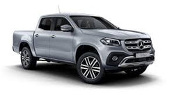MERCEDES BENZ X CLASS,470 (All variants) 2017 Witter detachable towbar with 2-inch square coupling with patented anti rattle system.