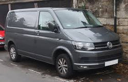 Volkswagen Caravelle MPV, T5 2003 - 2009 Witter Detachable Swan Towbar (vertical loading) (All variants)