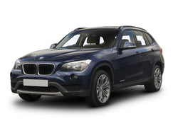 BMW X1 SUV, 2014-2015 Witter Fixed Swan Towbar BM33S
