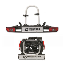 Westfalia Bikelander Classic Towball Mounted Tilting 2 Bicycle Carrier