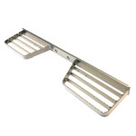 WITTER  Z73C/Z Double Sided Step - (open-tread) zinc plated