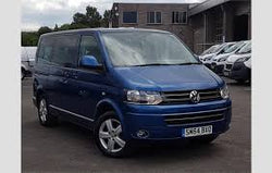 Volkswagen Caravelle, MPV, T6 2015 Witter Detachable Swan Towbar (vertical loading) (All variants)