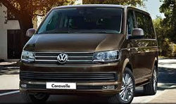 Volkswagen Caravelle, MPV, T5 2010 - 2015  Westfalia Fixed Swan Towbars GP (facelift (O.E. bumper support required))