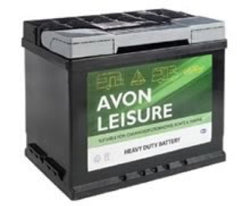 Avon Leisure L26-75 Flooded Lead Acid Battery 75AH