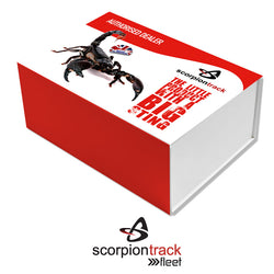 SCORPION TRACK  DRIVER OR FLEET S7-ALS STX70 (Supply & Fit only)