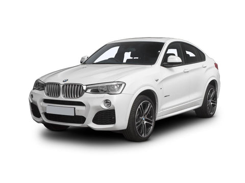 BMW X4 SUV Witter Fixed Swan Towbar For BMW X4 SUV, F26 2014 - 2018.