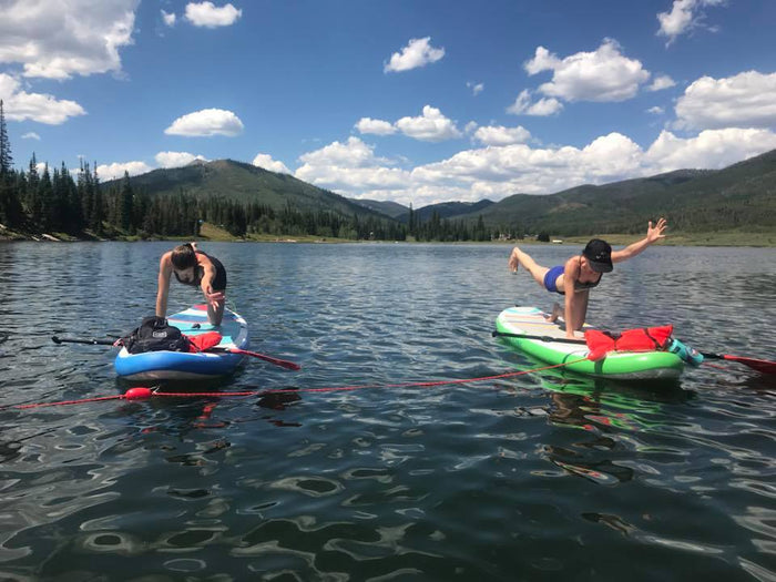 2019 Steamboat BIG SUP Yoga Teacher Training