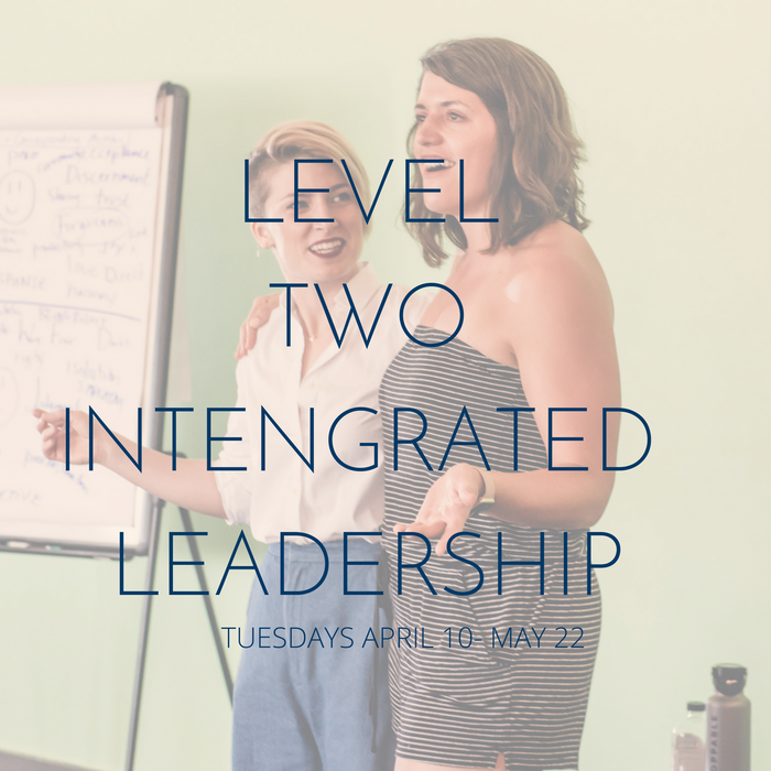 LEVEL TWO: INTEGRATED LEADERSHIP SERIES WITH NANCY PERRY