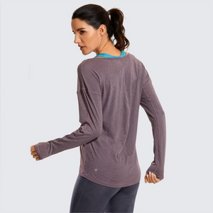 ALINE LONG SLEEVE