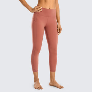 EXCEL CROPPED LEGGINGS-Fitness Junkies | Official Store