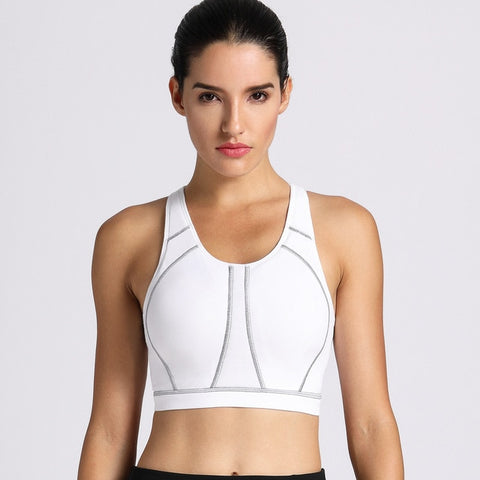 COMPRESSION SPORTS BRA-Fitness Junkies | Official Store