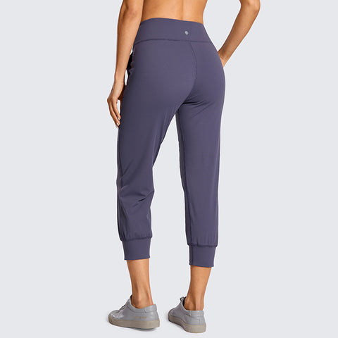 LOUNGE CAPRI JOGGERS-Fitness Junkies | Official Store