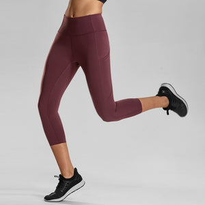 CORE CROPPED LEGGINGS