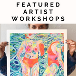 Featured Artist Workshops