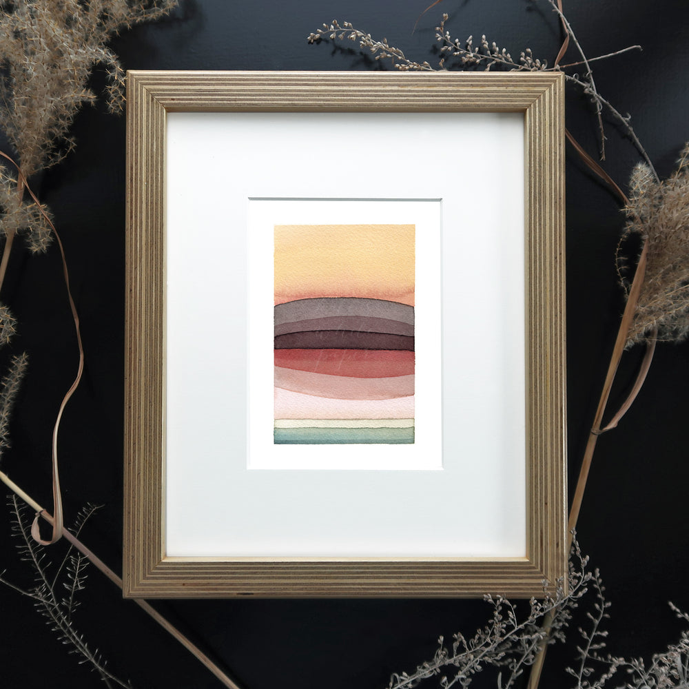 Abstract Landscape #4 - Kate Wyatt