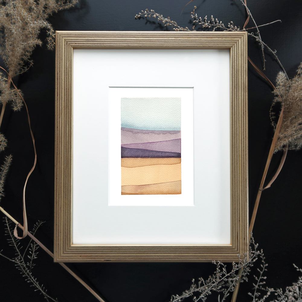 Abstract Landscape #6 - Kate Wyatt