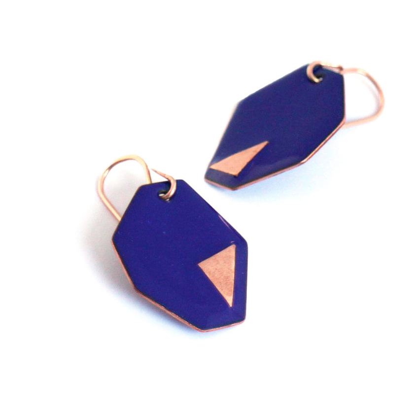Alisha Louise Jewelry - Asymmetric Earrings