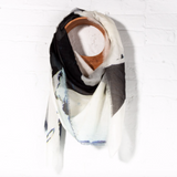 Modern Woman's Silk Scarf