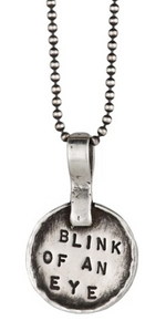 """Blink of an Eye"" Necklace"