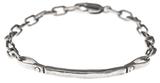 Marla Studio - Curved Bar Bracelet