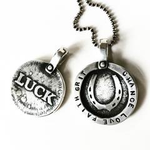Luck Pendant Necklace