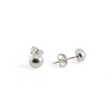 Sterling Silver Speck Studs