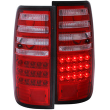 Load image into Gallery viewer, ANZO 1991-1997 Toyota Land Cruiser Fj LED Taillights Red/Clear - 311095