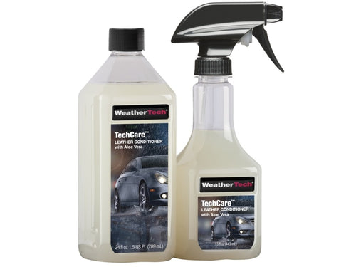 WeatherTech TechCare Leather Conditioner with Aloe Vera - 8LTC51K