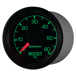 Autometer Factory Match Ford 52.4mm Mechanical 0-60 PSI Boost Gauge - 8405,throtl-dev.