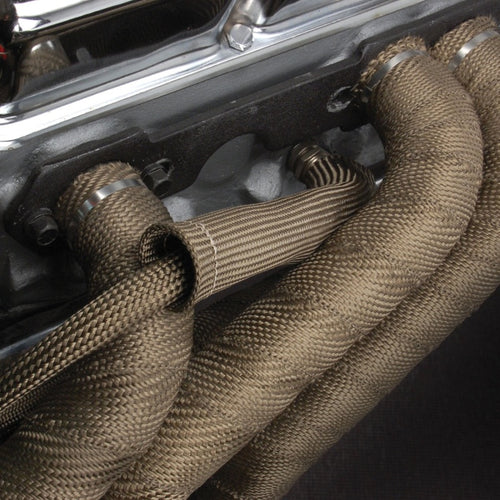 DEI Exhaust Wrap 2in x 100ft - Titanium - 010130