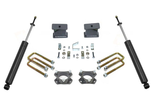MaxTrac 05-18 Toyota Tacoma 2WD 6 Lug 4in Rear Lift Kit - 906840