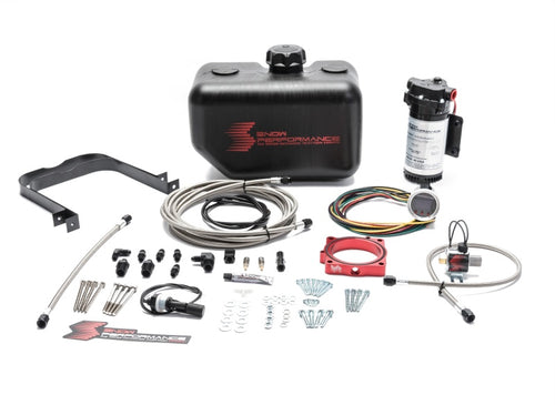 Snow Performance 08+ Charger Stg 2 Boost Cooler F/I Wate - SNO-2170-BRD