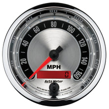 Load image into Gallery viewer, Autometer American Muscle Gauge Kit 6 Pc Camaro 70-78 Tach/Mph/Fuel/Oilp/Wtmp/Volt - 7022