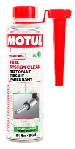 Motul 300ml Fuel System Clean Auto Additive - 109543