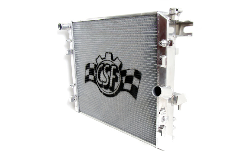 CSF 07-18 Jeep Wrangler (JK) Radiator - 7036,throtl-dev.