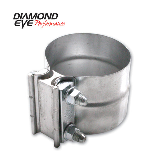 Diamond Eye 2.5in LAP JOINT CLAMP AL - L25AA