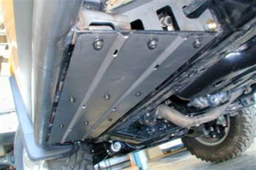 ARB Skid Plate For Rock Rail Fj Sliders - 4420110