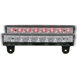 ANZO 2000-2006 Chevrolet Suburban LED 3rd Brake Light Chrome B - 531086