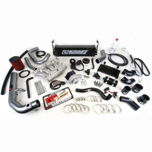 KraftWerks 12-15 Honda Civic Si Supercharger Kit - Black - 150-05-1350B