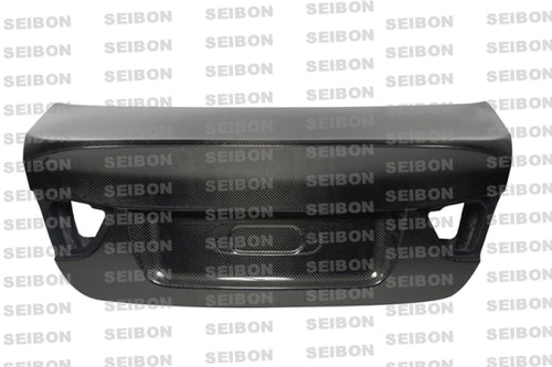 Seibon 09-11 BMW 3 Series 4Dr excluding M3 CSL-Style Car - TL0910BMWE90-C
