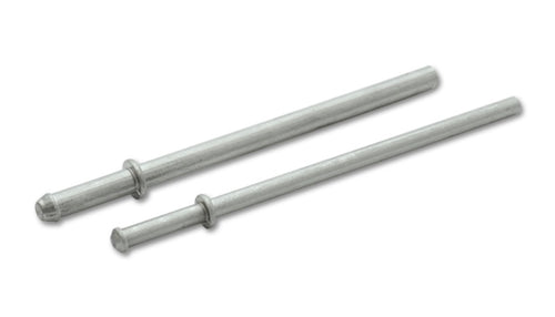 Vibrant SS Exhaust Hanger Rods (1/2in dia. x 13in long) - 11899