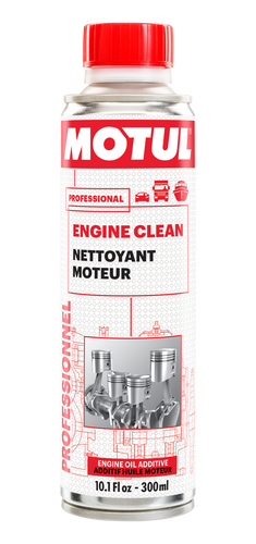 Motul 300ml Engine Clean Auto Additive - 109541