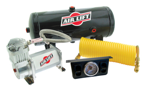 Air Lift Double Quickshot Compressor System - 25572