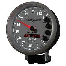 Load image into Gallery viewer, Autometer 5 inch Ultimate DL Playback Tachometer 11000 RPM - - 6895,throtl-dev.