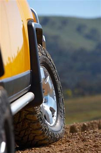 ARB Deluxe Rock Rails Rocker Rails Fj Cruiser - 4420100