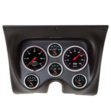 Load image into Gallery viewer, Autometer Designer Black 67-68 Camaro/Firebird Dash Kit 6pc Tach / - 7020-DB,throtl-dev.