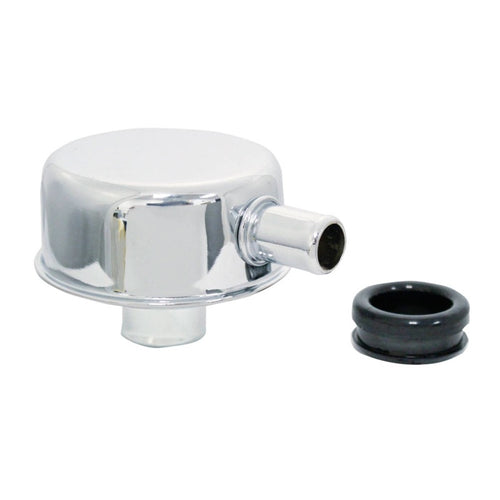 Spectre Oil Breather Cap w/Tube & Grommet (Push-In) - 4278