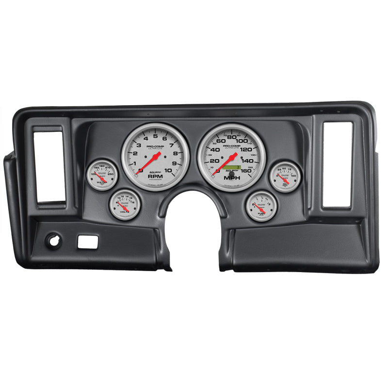 Autometer Ultra-Lite 69-76 Nova Dash Kit 6pc Tach / MPH - 7024-UL,throtl-dev.