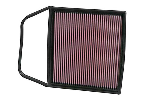 K&N 06-09 BMW 135/335/535 Drop In Air Filter - 33-2367
